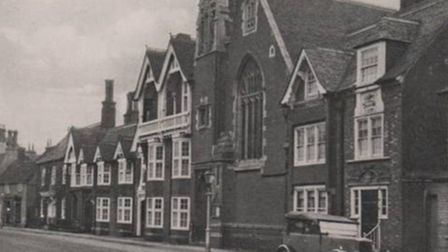 St Francis Boys' Home in Shefford, which closed in 1974