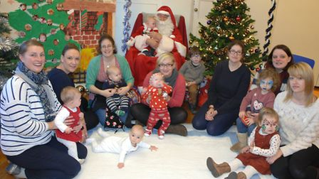 Playgroup Christmas Party