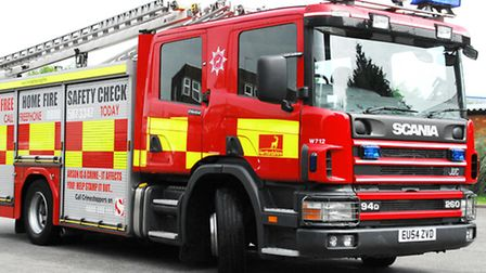 Firefighters are striking over the government's proposed pension changes