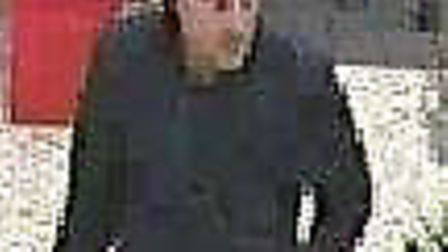Police have appealed for help from the public to identify three men suspected of stealing £760 of al