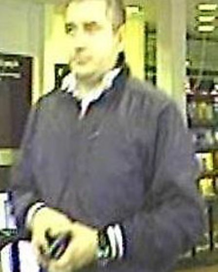 Police have released CCTV following a distraction burglary in Hitchin