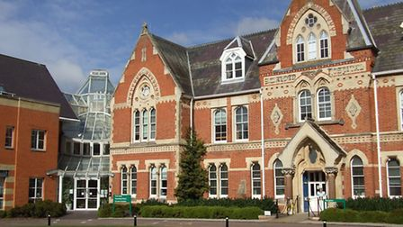 Uttlesford District Council's offices.