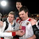 Stevenage beat Newcastle United in the FA Cup in 2011
