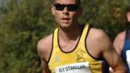 James Kew was a member of the Saffron Striders running club.