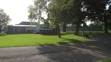There are concerns over the redevelopment of Bancroft Gardens in Hitchin