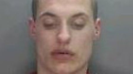 Matthew Finn is currently wanted by Herts police