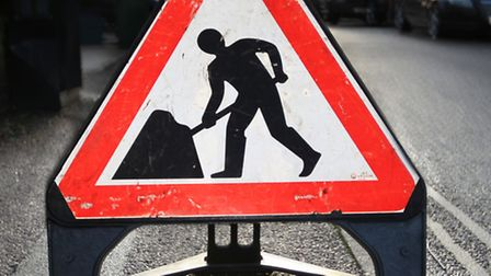 There will be A1(M) lane closures between Junction 9 for Letchworth Gate and Junction 8 for Stevenag