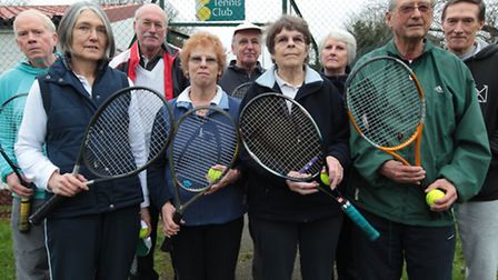 Members of Hitchin Lawn Tennis club launch petition amid fears their facility could be knocked down