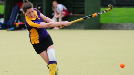 Katherine Langridge set Walden on their way with two early goals in the demolition of Pelicans.