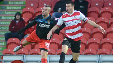 Boro beat Doncaster Rovers in the previous round. Photo: Alan Millard