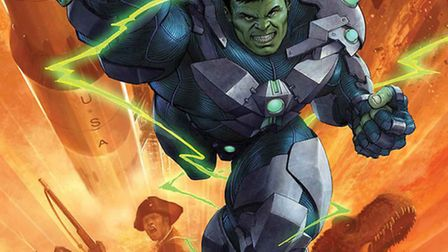 Indestructible Hulk: Smash TIME