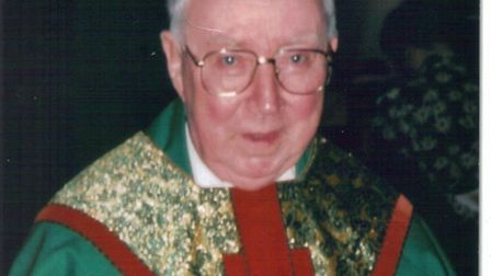 Father Christopher Burgess