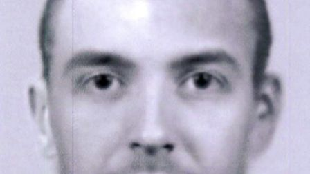 This E-fit image shows a man police want to speak to about a rape in Welwyn Garden City