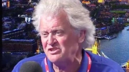 Tim Martin earlier this year. Photograph: TalkRADIO.
