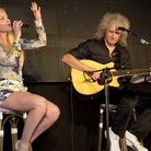Brian May and Kerry Ellis are set to play Stevenage's Gordon Craig Theatre