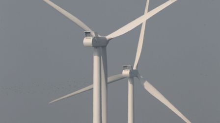 Central Bedfordshire Council is considering two planning applications for wind turbines in Arlesey a