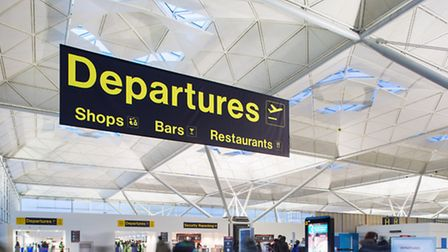 Stansted-Airport