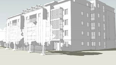 Plans have been approved to build a 43-bedroom retirement complex on Primett Road