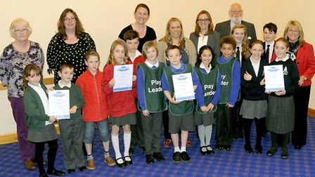 Twenty-two Uttlesford schools achieved the Healthy Schools Award from Essex County Council.