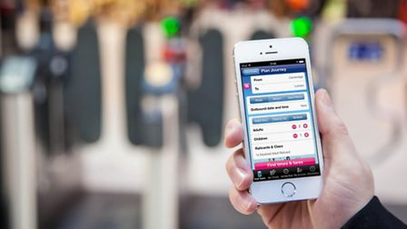 First Capital Connect customers will be able to use their mobile phone as a ticket
