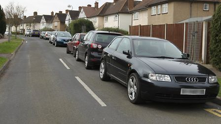 Residents have complained about 'dangerous' parking in the area