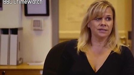 Hertfordshire's detective inspector Kay Lancaster will feature on tonight's Crimewatch programme.Cre