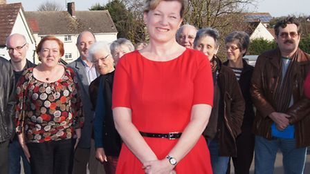 Jane Berney has been selected as Labour's prospective Parliamentary candidate for the Saffron Walden