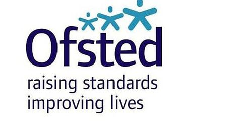 Ofsted has raised the schools rating from inadequate (grade four) to requiring improvement (grade th