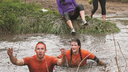 Mucky Races at Spains Hall, Finchingfield