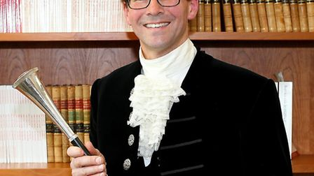 Nicholas Charrington, the new High Sheriff of Essex. Picture: Paul Starr
