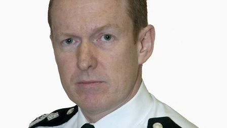 Essex Police's Chief Constable Stephen Kavanagh