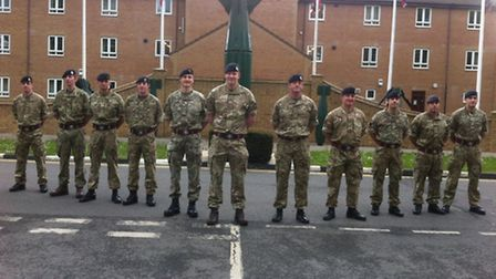 Soldiers from Carver Barracks will be travelling to Peru