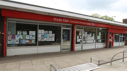 The Hyde Out in Stevenage