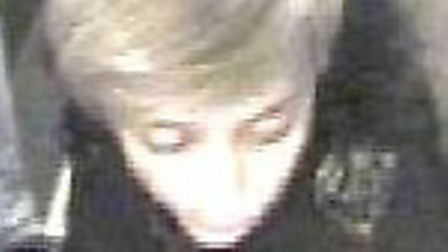 Police would like to speak to this woman in connection with an assault in Stevenage