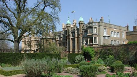 The 21st annual Hertfordshire Garden Show takes place in Knebworth Park