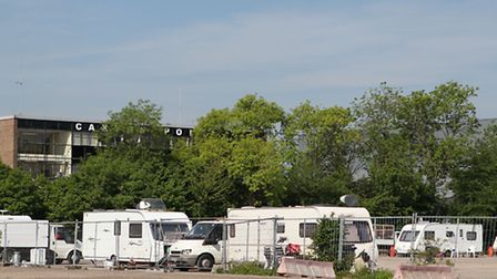 Travellers have moved from the old Fujitsu site to one off Bessemer Drive