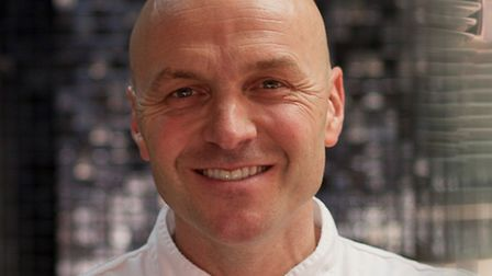 Channel 4's Sunday Brunch co-presenter Simon Rimmer will be demonstrating his culinary skills.
