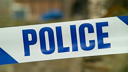 A Hitchin man remains in a serious condition in hospital after a car crash