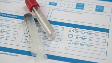 STI infections are on the rise in Welwyn Hatfield and Hertfordshire. Stock pic