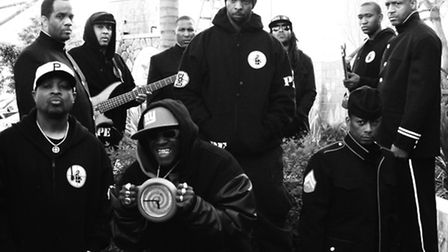 Public Enemy will headline Standon Calling 2014 [Picture: David Wong]