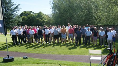 The Carnival Golf Day took place on Friday, June 6 with 16 teams competing for the ' 582 Cup'.