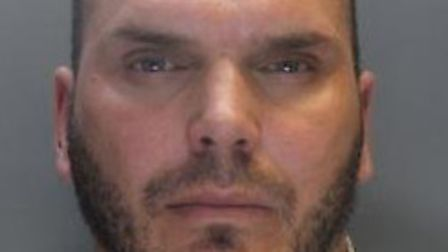 Sean Fury was sentenced at St Albans Crown Court on Friday
