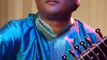 Mehboob Nadeem, a Indian classical sitarist and vocalist, is set to play at this year's ROTW