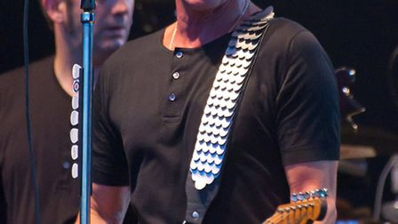 Paul Weller on stage at Audley End. Picture: Ricky Allen rca-photography@hotmail.co.uk.