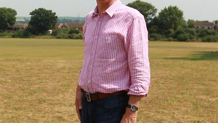 The decision to appoint David Leal-Bennett as chairman of Hitchin area committee has been praised in