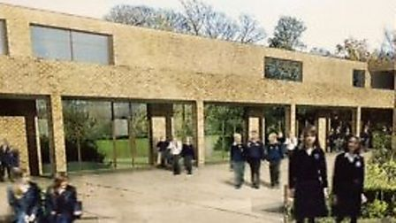 An artists impression of how the new school will look if the appeal is successful.