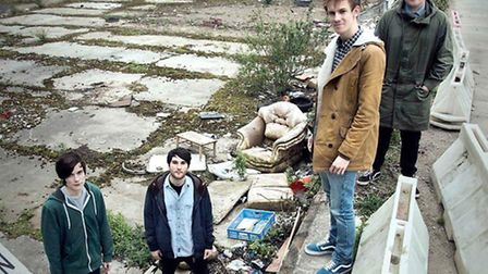 Baldock-based band Waste has been chosen to play this year's Standon Calling