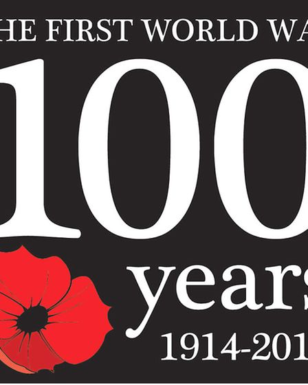 The centenary of the First World War will be honoured on Sunday.