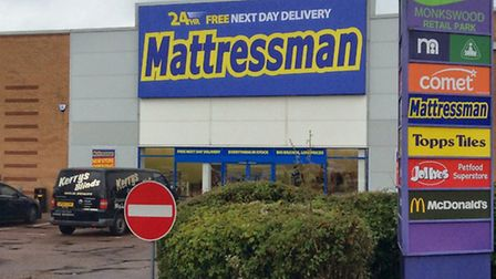 A new Mattressman store is set to open on the Monkswood Retail Park