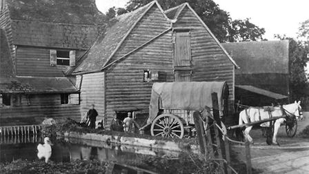 The Hyde Mill will feature is the book which has been put together by The Mills of Ickleford